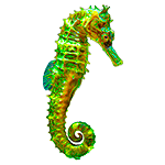 Caballito de mar - Animales del Horóscopo celta