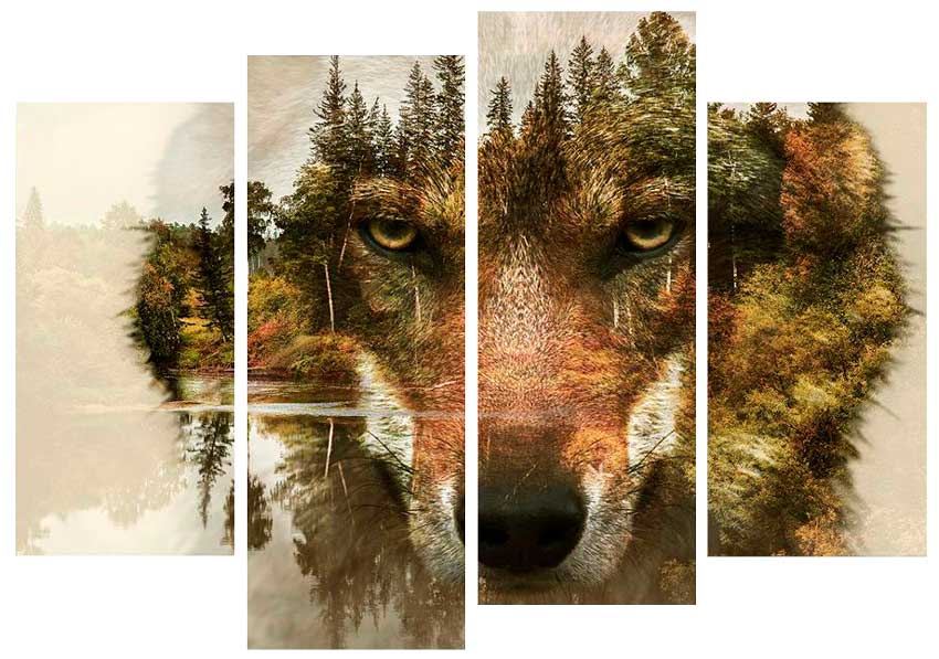 Lobo - tu signo del Horóscopo Celta Animal
