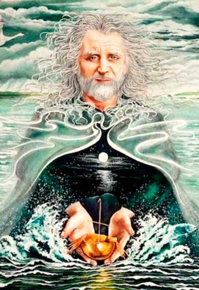 Salmon y Manannan - tu animal del Horóscopo Celta