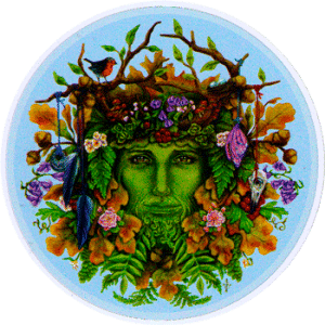 historia del horóscopo celta - hombre verde